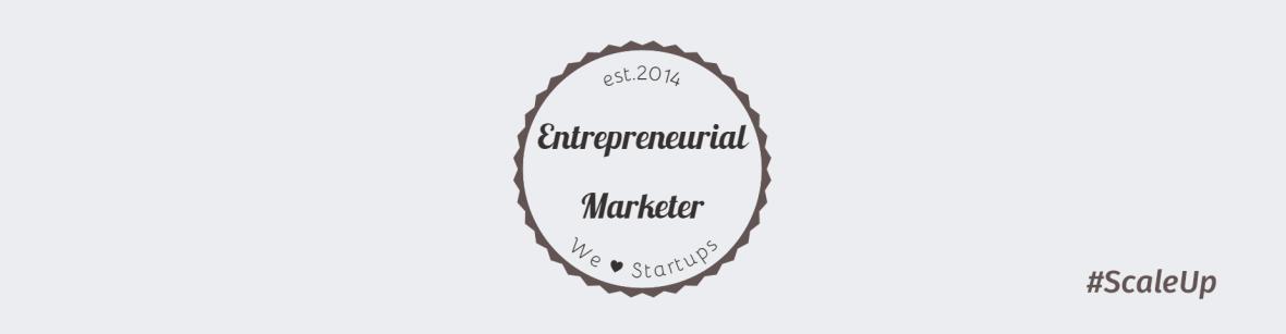 Entrepreneurial Marketer Logo Webpage